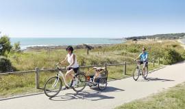 Lien vers l'article «Escapade iodée en Vendée le long de la Vélodyssée®»