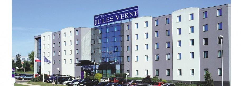 H U00f4tel Jules Verne Premium