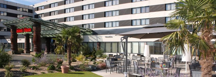 Hotel A Cote Du Futuroscope Formule