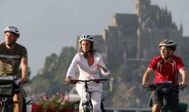 Lien vers l'article «Mont-Saint-Michel by bike»