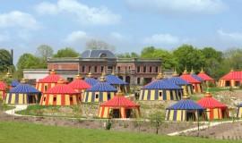 Lien vers l'article «Le Camp du Drap d'Or – Hôtel sur le parc»