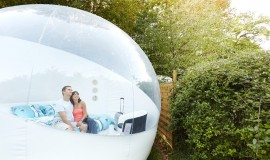 Lien vers l'article «Week-end insolite en Bubble Room»