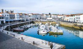 Lien vers l'article «Vélodyssée : La Rochelle et ses îles en hôtel***»