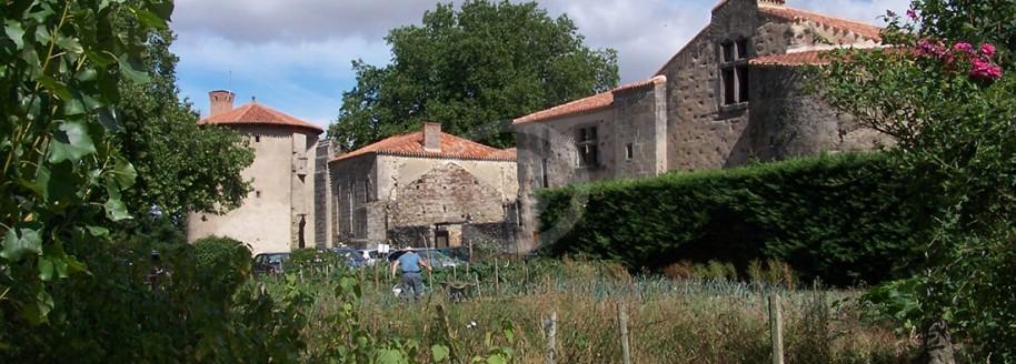 Abbaye de la Grainettière - Les Herbiers - Vendée