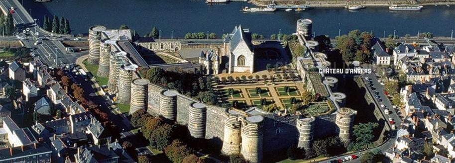 Château d'Angers - Maine-et-Loire