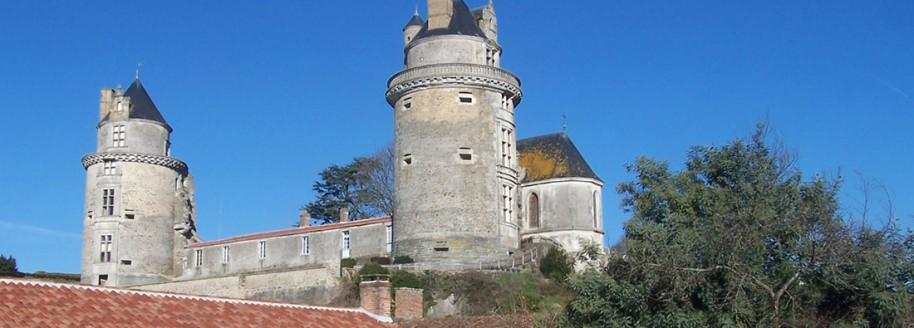 Château d'Apremont - Vendée - © JCB
