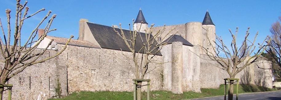 Château de Noirmoutier - Vendée - © JCB