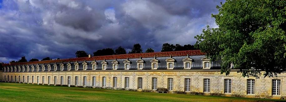 La Corderie Royale - Rochefort-sur-Mer - Cherente Maritime