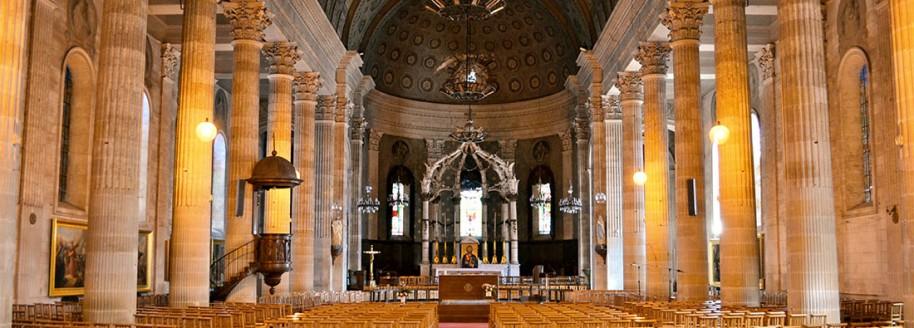 Eglise Saint-Louis - La Roche-sur-Yon - Vendée