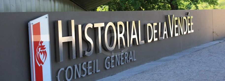 Historial de la Vendée - Les Lucs-sur-Boulogne - Vendée