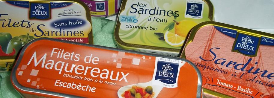 La Boite à Sardines - La Perle des Dieux - Gendreau - Saint-Gilles-Croix-de-Vie - Vendée