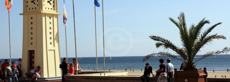La Pendule - Front de mer - Les Sables d'Olonne - Vendée