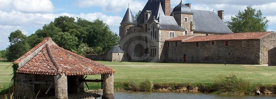 Logis de la chabotterie - Saint-Sulpice-le-Verdon - Vendée