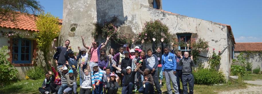 Le Pain câlin - Le Mie Câline - Sallertaine - Vendée - Sorties scolaires et classes de mer en Vendée