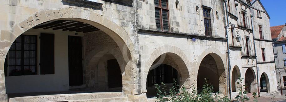 Place Belliard - Fontenay-le-Comte - Vendée