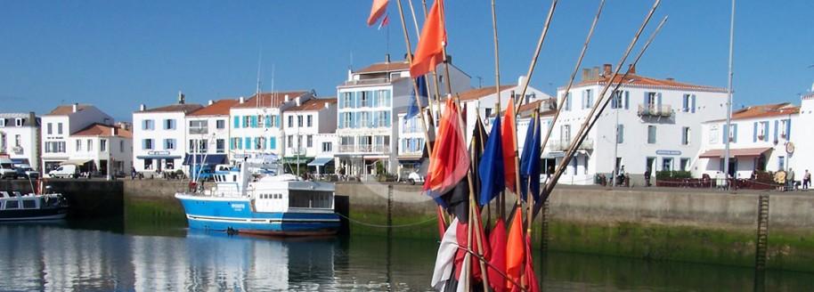 Port-Joinville - Île d'Yeu - Vendée
