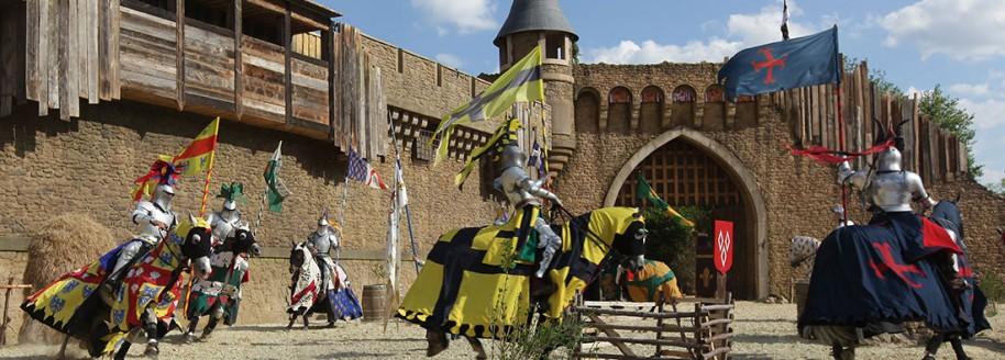 La Bataille du donjon - Grand Parc du Puy du Fou - Les Epesses - Vendée