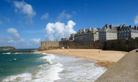 Lien vers l'article «Week-end à Saint Malo»
