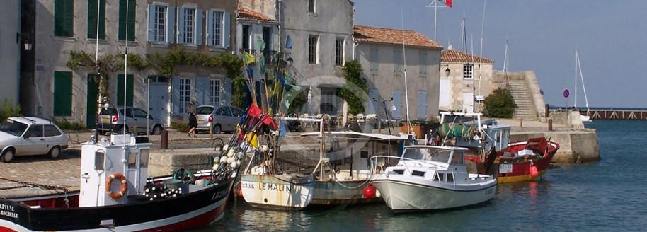Saint-Martin-en-Ré - Île de Ré - Charente Maritime