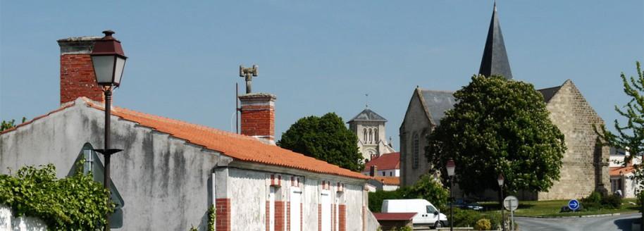 Sallertaine - Marais Breton Vendéen - Vendée