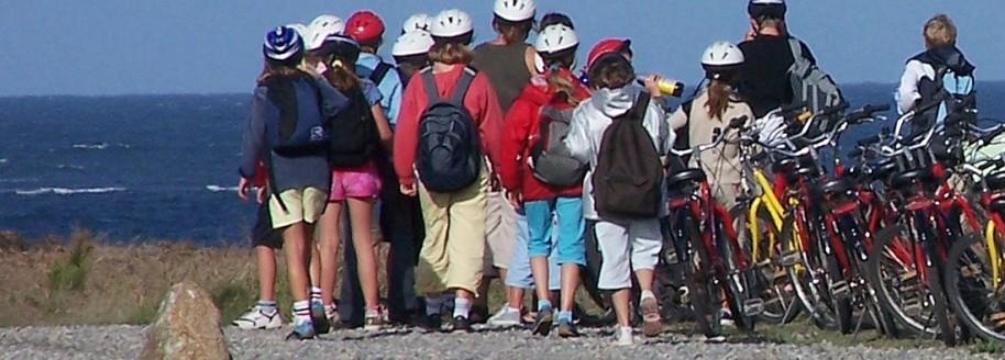 Île d'Yeu - Sorties scolaires et classe de mer en Vendée - © JCB