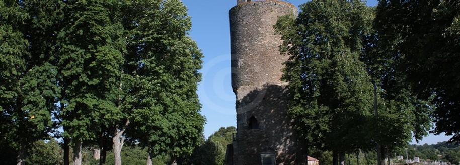 Tour Mélusine - Vouvant - Vendée
