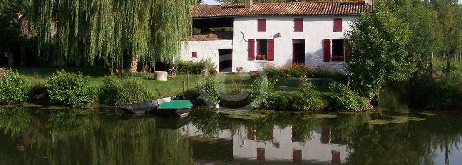 La Sèvre niortaise - Venise Verte - Marais Poitevin - Vendée