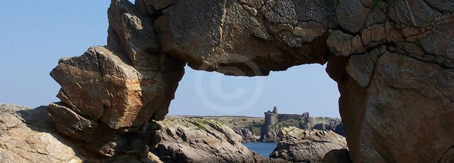 Vieux château - Île d'Yeu - Vendée
