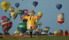 Lien vers l'article «Journée en montgolfière»