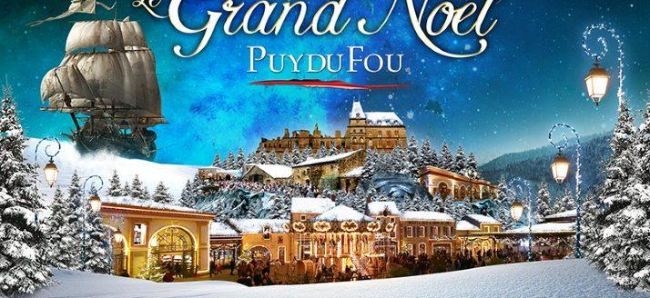sejour puy du fou noel 2018 Grand Noël au Puy du Fou – Séjour sejour puy du fou noel 2018