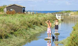 Lien vers l'article «Stand up paddle à Oléron»