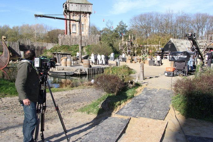 puy du fou & top chef