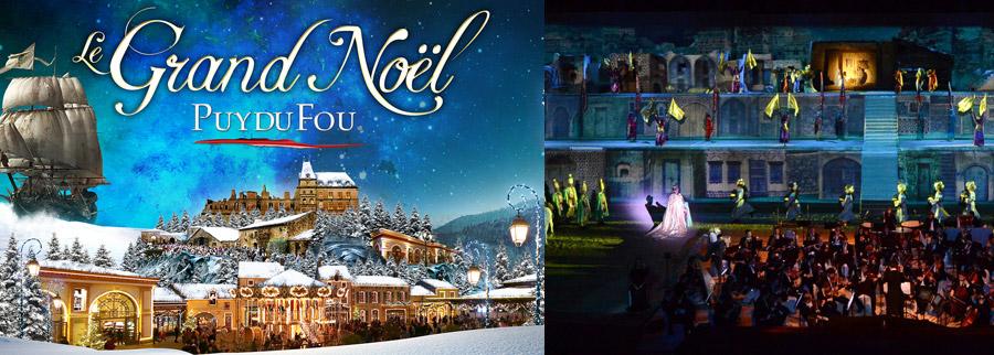 mystere de noel au puy du fou 2018 Le Mystère de Noël   Puy du Fou mystere de noel au puy du fou 2018